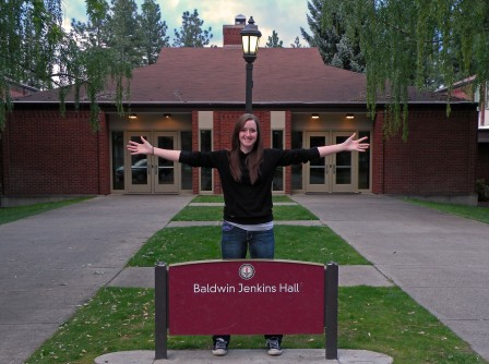 Whitworth University-Freshman Year